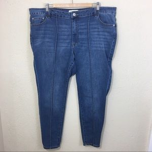 Eloquii Skinny Jeans Size 22